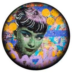 Audrey Hepburn Jagged Tears