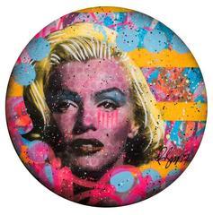 Marilyn Monroe Jagged Tear