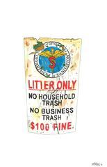 Litter Only