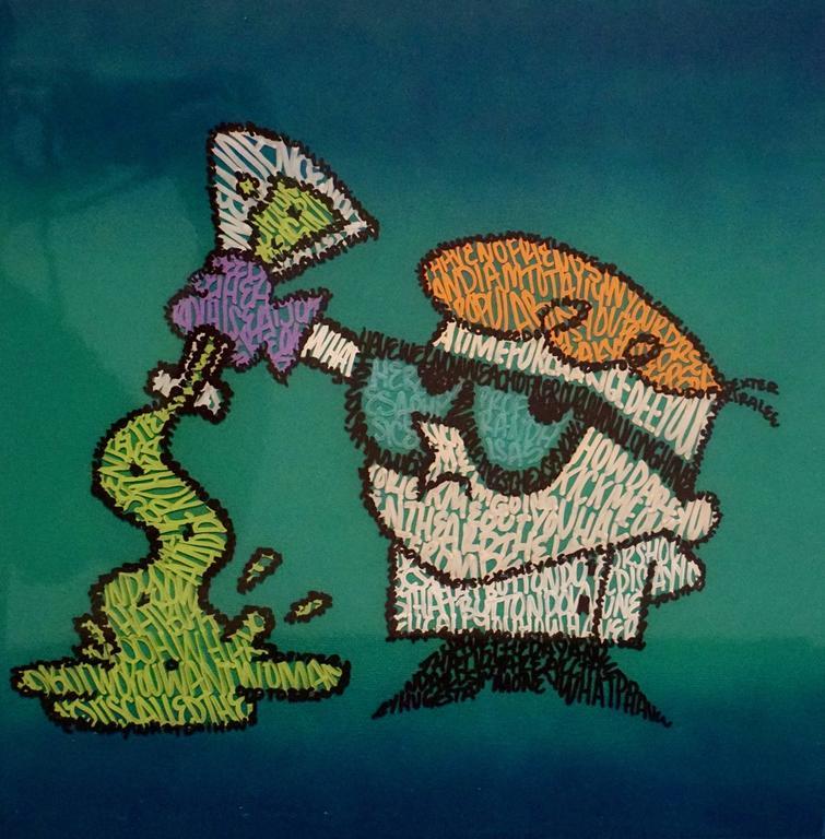 Dexter Painting For Sale