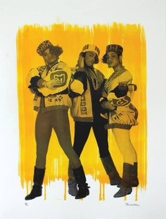 Salt N Pepa Yellow