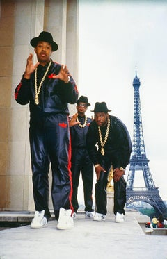 Run DMC in Paris