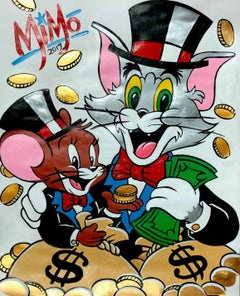 Tom and Jerry Monopoly