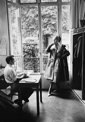 Guy Laroche Sketches Model, 1954