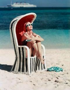 Beach Striped Chair