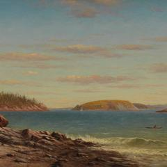 Frenchman Bay, Mount Desert Island, Maine
