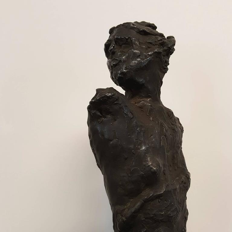 Jonathan Silver Figurative Sculpture - Daphne