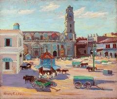 San Francisco Plaza, Havana, Cuba