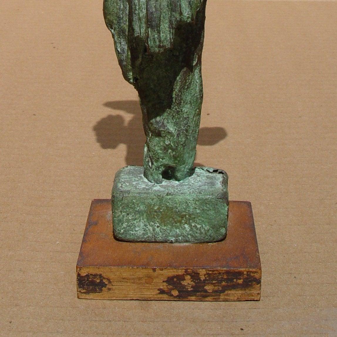 Totem - Cubist Sculpture by Mirko Basaldella