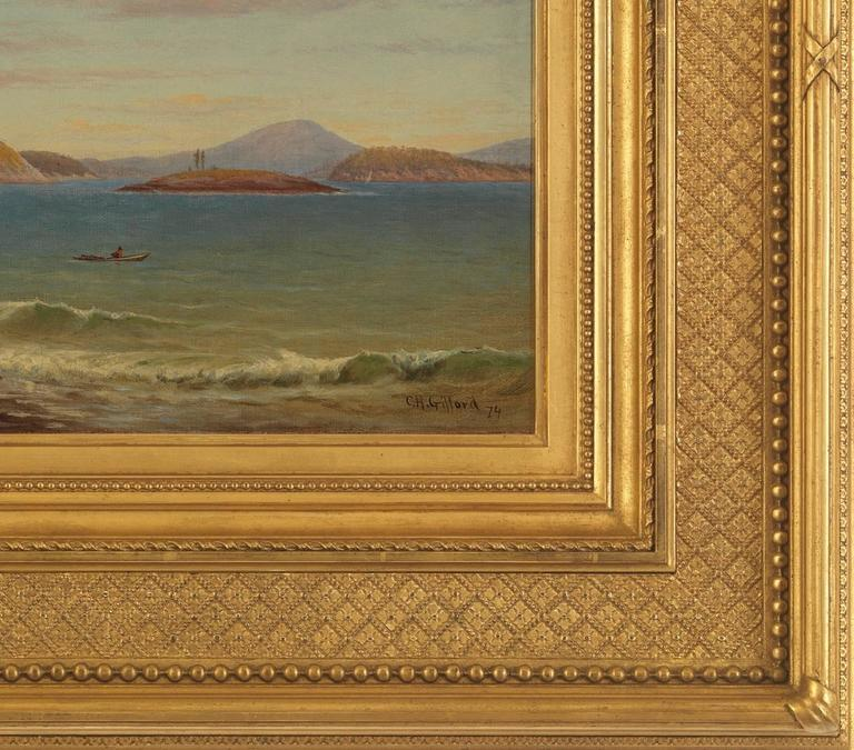 Charles Henry Gifford Frenchman Bay Mount Desert Island