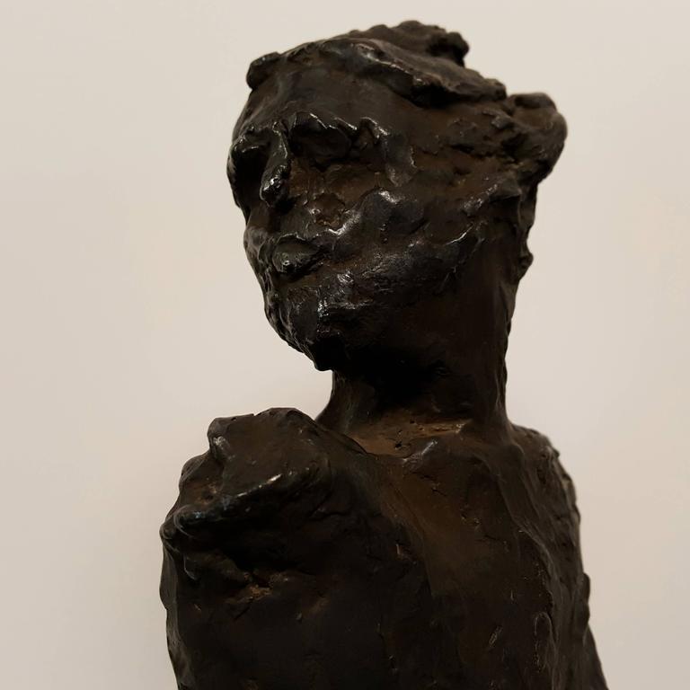 Daphne - Sculpture by Jonathan Silver