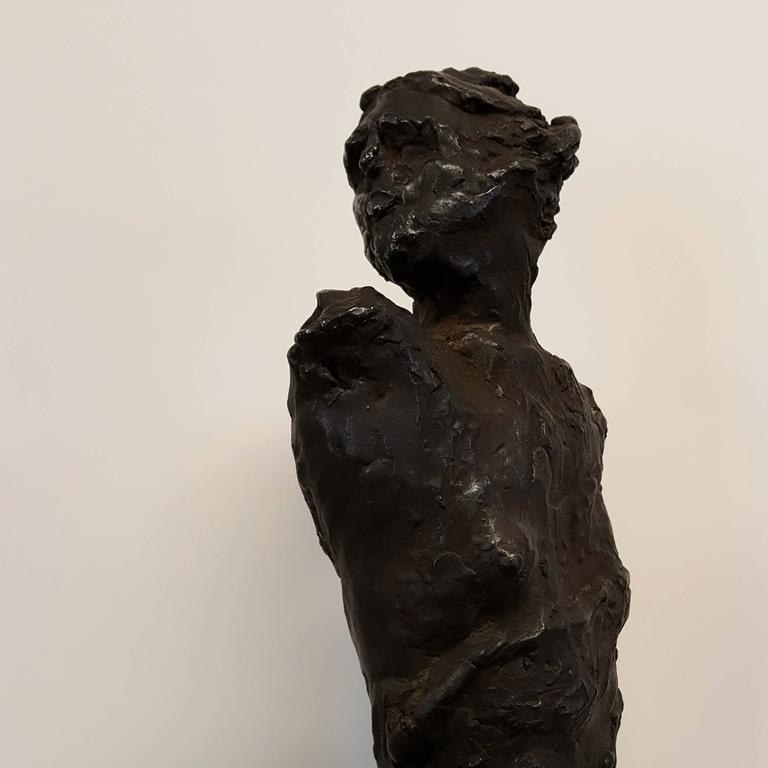 Daphne - American Modern Sculpture by Jonathan Silver