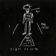 Jean Michel Basquiat, The Offs, 1984