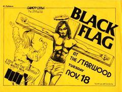 Raymond Pettibon Illustrated Punk Art