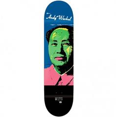 Andy Warhol Mao Skateboard Deck
