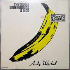 Warhol Banana Cover: Nico & The Velvet Underground Vinyl Record, Sealed