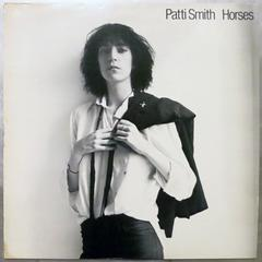 Original Patti Smith, Horses Vinyl 1st Pressing