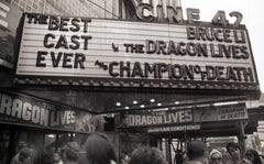"""""""The Dragon Lives,"""" Times Square New York, 1978"""