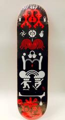 Ryan McGinness Skate Deck (Black)