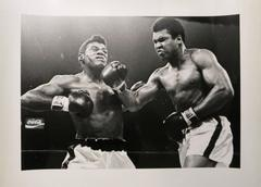 Vintage Muhammad Ali Ring Photo