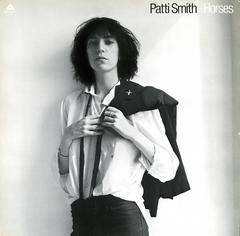 Original Patti Smith Horses, Vinyl 1st Pressing