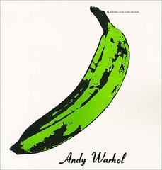 Andy Warhol - Rare Andy Warhol Velvet Underground Vinyl Record