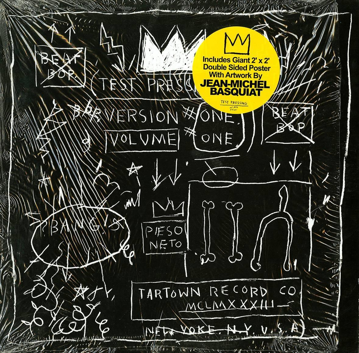 Jean Michel Basquiat Basquiat Beat Bop For Sale At 1stdibs