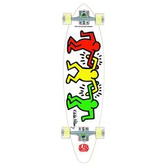 Rare Keith Haring Linkup Skateboard (Complete)