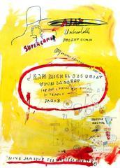 Jean-Michel, Basquiat Supercomb