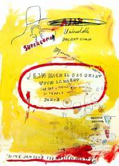 Basquiat, Supercomb