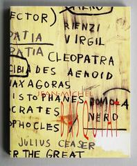 Rare Basquiat Exhibit Catalogue, Spain