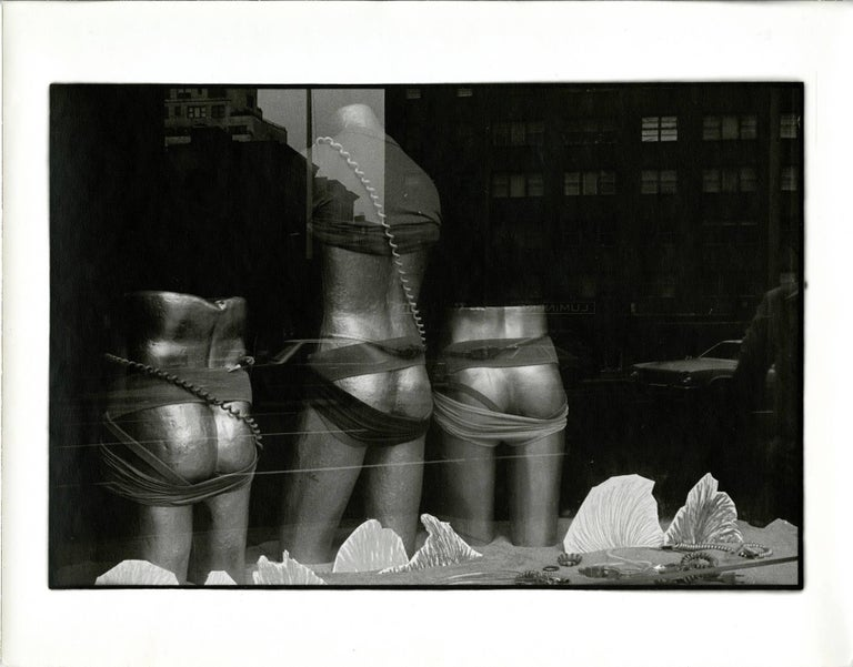 Fernando Natalici Nude Photograph - Chelsea Manhattan Photograph, 'Chelsea Reflections'