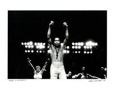 FELA KUTI, Detroit,1986