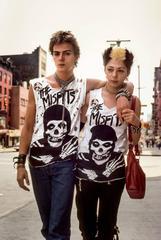 """The Misfits,"" New York City, 1981"