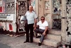"""The Clash,"" Soho New York photograph, 1981"