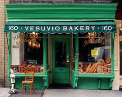 Vesuvio Bakery, Soho, Manhattan, 2004