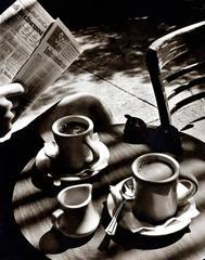 Sunday Coffee, New York, NY 1996