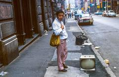 Nam June Paik, Soho, 1981