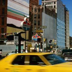 Houston Street, New York, NY 1981