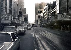 70s Times Square New York photograph (Manhattan street photography)