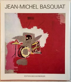Signed Basquiat Bischofberger Paintings Catalog