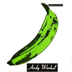 Rare Velvet Underground Vinyl Record (Warhol Banana)