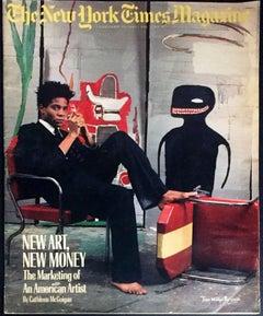 Basquiat, The New York Times Magazine