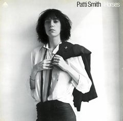 Patti Smith Horses Vinyl 1st Pressing (Robert Mapplethorpe)