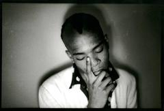 Jean Michel Basquiat, New York, 1979