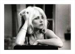 Debbie Harry (on the set of Unmade Beds), New York, 1976