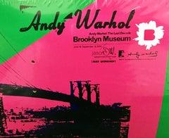 Andy Warhol Brooklyn Bridge Skateboard Deck