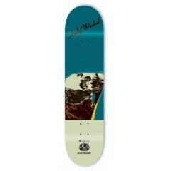 Andy Warhol Skull Skateboard Deck