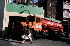 Soho Texaco, New York, NY 1981 (Manhattan photography)