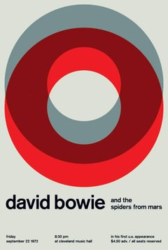David Bowie Limited Edition Design Print
